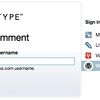 Wordpress OpenId Screenshot