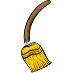 Broom for Clean Sweep