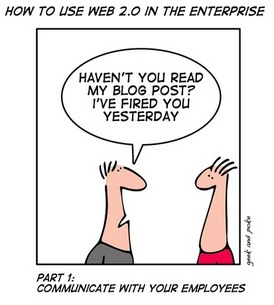 Getting Fired Cartoon
