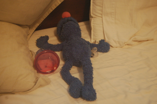 Grover and Bopi - an All Nighter