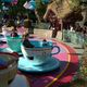 Thumbnail for Harper and Dada on the teacups.