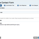 Thumbnail for The Create Contact Form Dialog