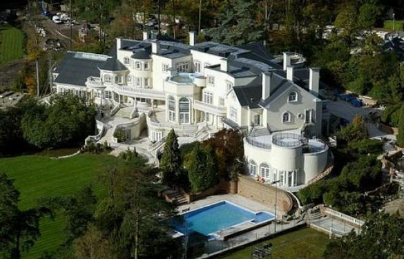 Most Expensive Mansions Inside House